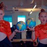 Dos niñas arrasan bailando 'Run The World' de Beyoncé