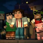 Primer trailer de 'Minecraft: Story Mode'
