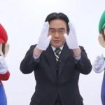 Muere el presidente de Nintendo Satoru Iwata a los 55 años