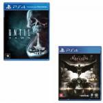 'Batman Arkham Knight' y 'Until Dawn' son los juegos del verano