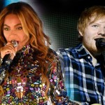 Beyoncé y Ed Sheeran cantan juntos 'Drunk In Love'
