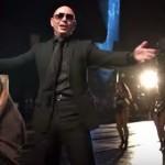 Pitbull estrena el vídeo de 'Baddest Girl In Town'