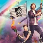 Ganadores de los MTV EMAs 2015