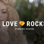 Los creadores de 'Angry Birds' anuncian 'Love Rocks' con Shakira