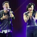 Demi Lovato y Nick Jonas se pasan al karaoke