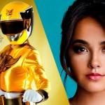 Becky G será la Power Ranger Amarilla en la nueva película