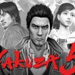 SEGA lanzará 'Yakuza 5' en noviembre