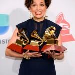Natalia Lafourcade encabeza los ganadores de los Grammy Latinos 2015