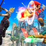 Cloud pasa de 'FF VII' a 'Super Smash Bros'