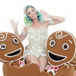 Katy Perry presenta su video musical más navideño