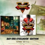 Anuncian la edición Day One de 'Street Fighter V'