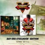 Anuncian la edición Day One de 'Street Fighter V'