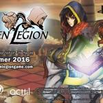 Anuncian el RPG en 2D 'Fallen Legion' para PS4