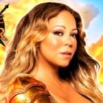 Mariah Carey se disfraza de guerrera en el spot de 'Game of War'