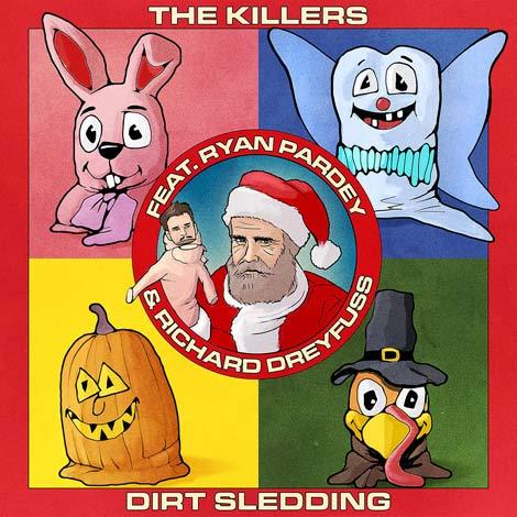 the-killers-dirt-sledding