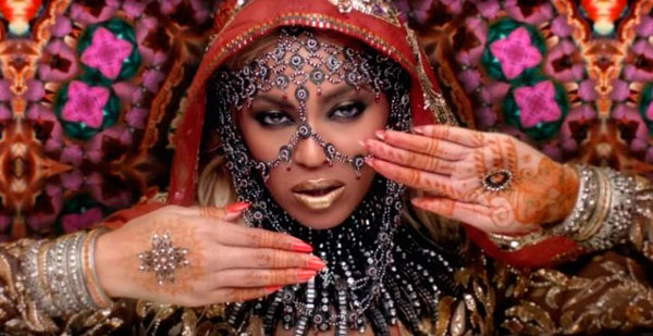 Coldplay ya tiene vídeo para Hymn Of The Weekend con Beyoncé