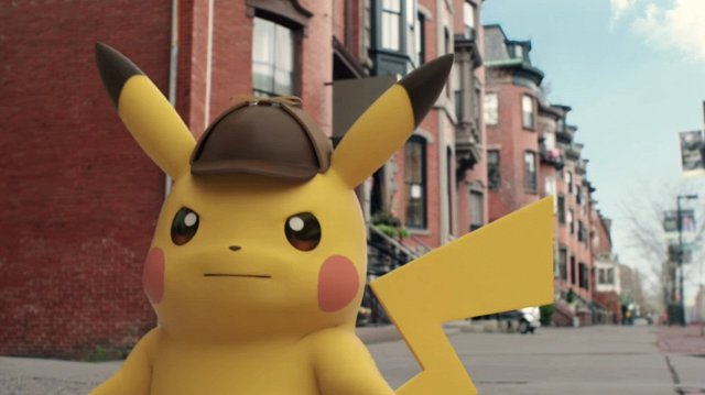 Great Detective Pikachu The Birth Of A New Duo