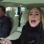 Adele se apunta al karaoke con James Corden