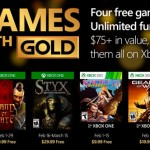 'Gears of War 2' o 'Styx' entre los Games with Gold de febrero