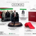Square Enix muestra la polémica edición coleccionista de 'Hitman'