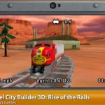 'Lionel City Builder 3D: Rise Of the Rails' llega a Nintendo 3DS
