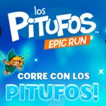 Descarga gratis 'Los Pitufos: Epic Run'