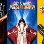 Sony lanza tres juegos de 'Star Wars' de PS2 en PS4 pero todos están en inglés.