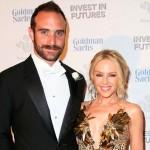 Kylie Minogue anuncia su compromiso con Joshua Sasse