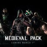 Consigue trajes gratis para Mortal Kombat X