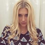 Kesha graba una canción a los fans por su apoyo