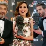 Ganadores de los Goya 2016