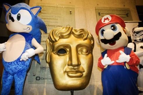 BAFTA Games.