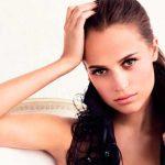 Alicia Vikander será Lara Croft en el cine