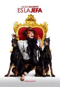 es-la-jefa-cartel1 Estrenos de cine 20 de mayo