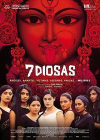 7 diosas cartel Estrenos de cine 22 de junio
