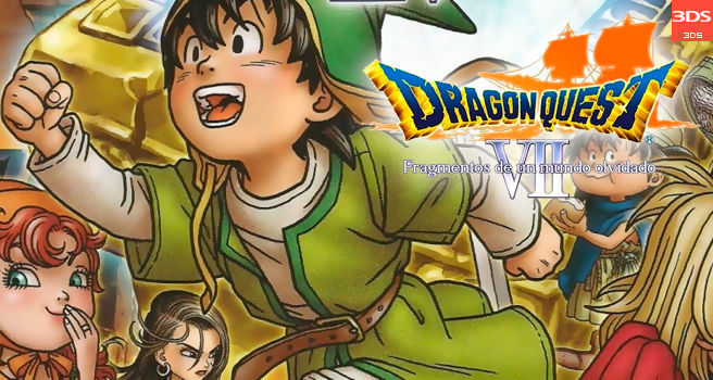 Dragon Quest VII ,