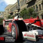 E3 2016: F1 2016  ya tiene fecha en PS4, Xbox One y PC