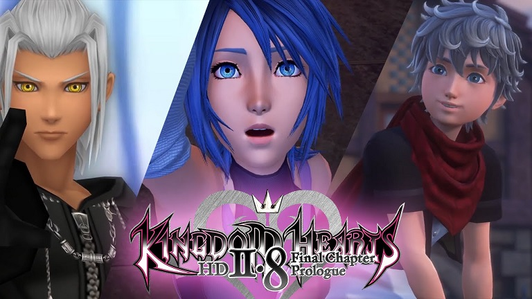 Kingdom Hearts 2.8 HD Final Chapter Prologue