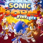 SEGA anuncia Sonic Boom: Fire & Ice