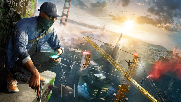 Watch-Dogs-2-Game-Crane-Camera-WallpapersByte-com-1366x768