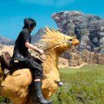 Muestran los Chocobos en Final Fantasy XV
