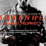 E3 2016: Fahrenheit llega a PS4 en julio
