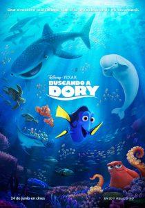 finding-dory-cartel Estrenos de cine 22 de junio