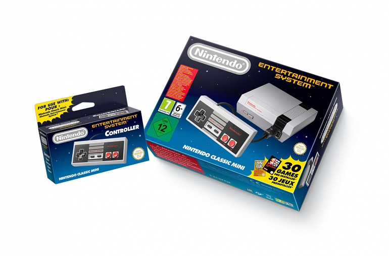 Nintendo anuncia NES