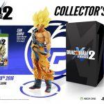 Dragon Ball Xenoverse 2 muestra sus ediciones especiales