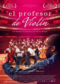 el profesor del violin cartelera