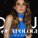 JoJo estrena el vídeo de Fuck Apologies con Wiz Khalifa