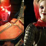 Harley Quinn y Deadshot pelean en Injustice 2