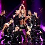 Britney Spears canta todos sus éxitos