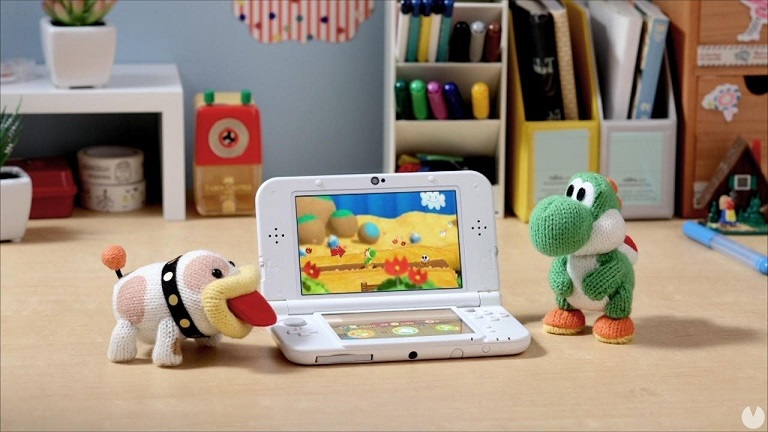 poochy wooly world
